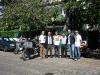 Em Maputo na companhia das motas e dos amigos