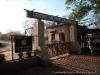 Entrada do Parque Nacional da Gorongosa