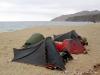 Acampamento, Lucira Namibe Angola