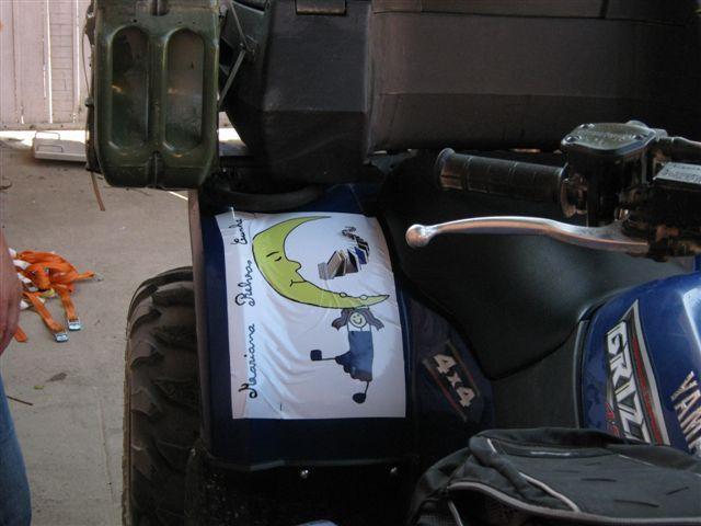 montagem do vinil na moto4