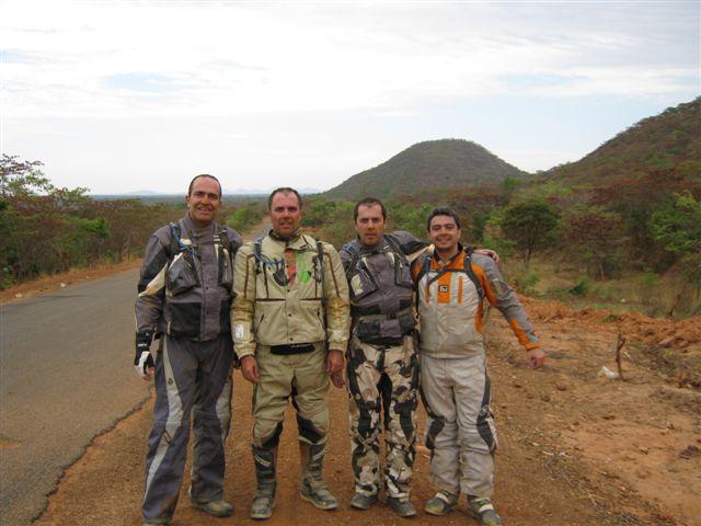 caminho para huambo