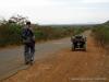 Moto 4 para o Lubango