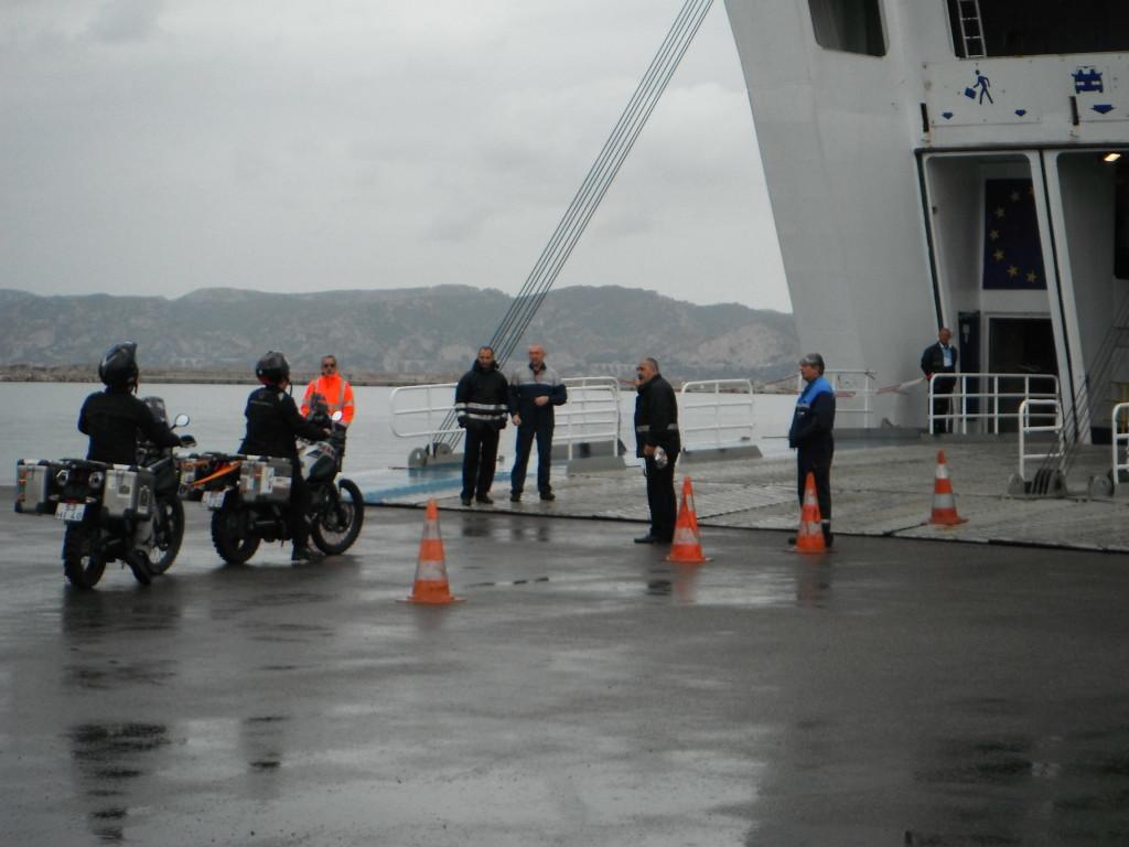 Entrada Ferry