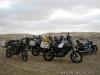 Concentração de motos no Namibe, Angola