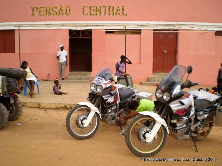 Pensão Central de Caconda